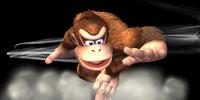Spinning Kong (SSBGA)