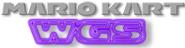 Mario Kart WGS Beta Logo