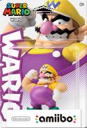 Amiibo - Mario - Wario - Box
