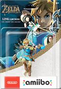 Amiibo - Zelda - Link (Archer) - Box