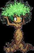 Shantae HGH Dryad