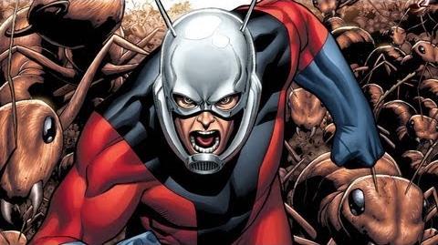 Superhero Origins Ant-Man