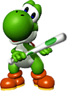 Yoshi SMB64