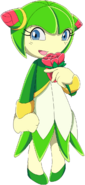 Sonic Cosmo The Seedrian