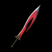 Longsword weapon