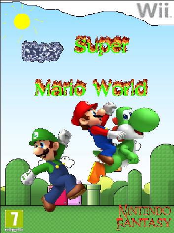 New Super Mario World p