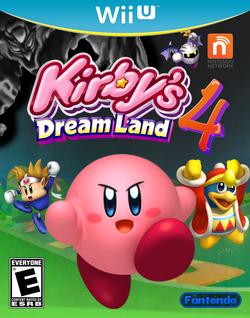 Kirby 4 Box