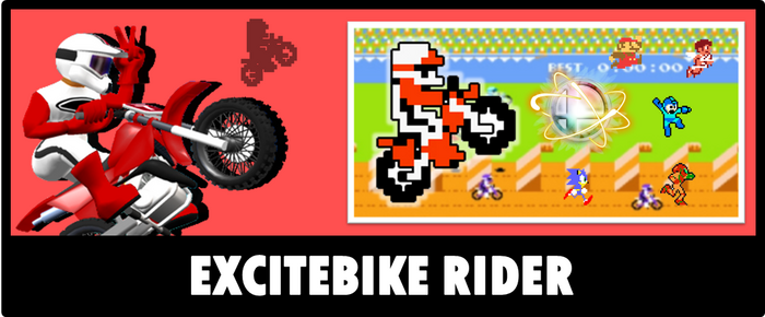 ExcitebikeRider USBIV