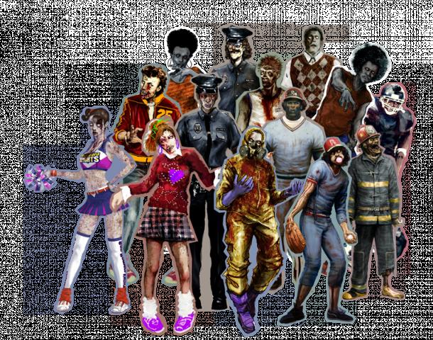 File:Lollipop Chainsaw Enemies Zombies.png