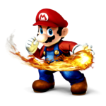 435px-Mario Artwork (alt) - Super Smash Bros. Wii U 3DS
