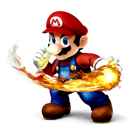 435px-Mario Artwork (alt) - Super Smash Bros. Wii U 3DS