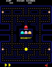 Pac-Man Level