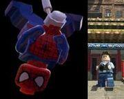 Spider-Man (Lego Batman 4)
