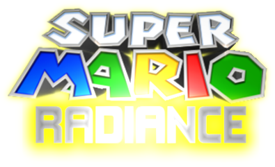 File:Super Mario Radiance Logo.png