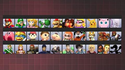 If Smash Had ONLY 30 Characters!-0