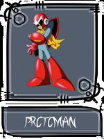 Protoman SSBR