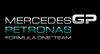 MercedesGP-Petronas Logo