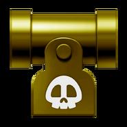 Gold bill blaster