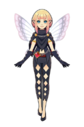 HWL My Fairy Ghirahim Black