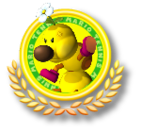 Wiggler Tennis Icon-