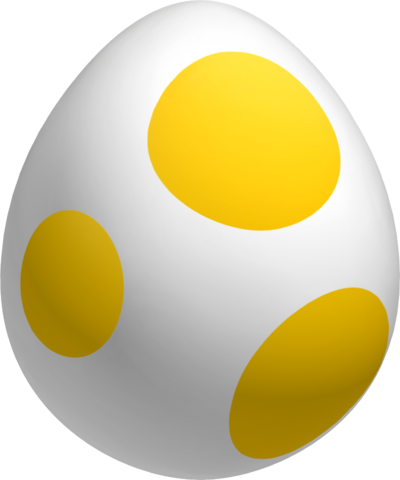 File:Yellow Yoshi Egg.png
