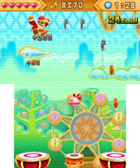 DeDeDe's Drum Dash
