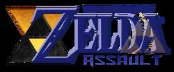 The Legend Of Zelda Assault Logo