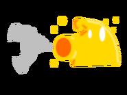 YellowMonsterInhaling MM100PM