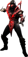 Hanzo red