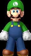 Luigi NSMBW