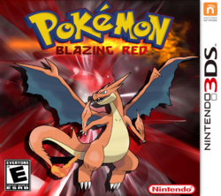 PokemonBlazingRedXVariant