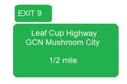 GCN mushroom city start line