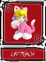 Cat Peach SSBR