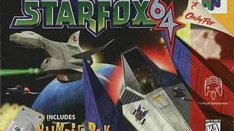 Training Mode (Star Fox 64)