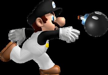 Bomb Mario NSMBDIY