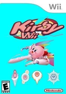 Kirby-wii