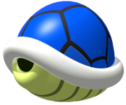 NSMB Blue Shell