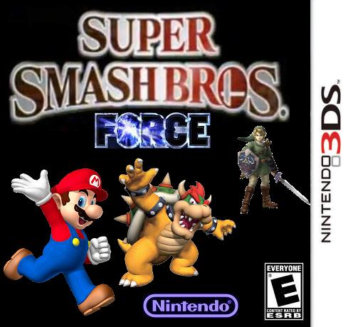 File:Super Smash Bros Force Logo.png