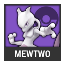 ACL -- Super Smash Bros. Switch character box - Mewtwo