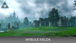 Hyrule Fields-SSBC