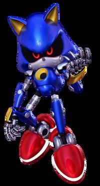 Sonic z metal sonic