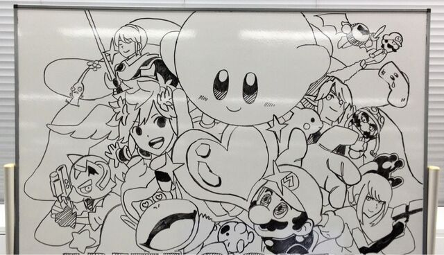 File:SSB4 whiteboard.jpg
