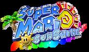 Super Mario Sunshine logo
