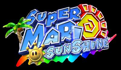 File:Super Mario Sunshine logo.png