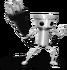 Chibi robo smash bros style render by nibroc rock-d9ak4np