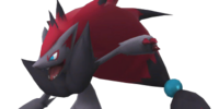 Zoroark (Super Smash Bros. Golden Eclipse)