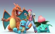 Super Smash Bros. Brawl,Pokemon Trainer