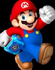 Mario Artwork (alt) - Mario Party Island Tour