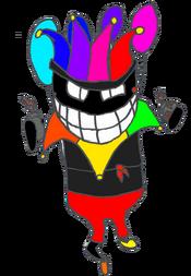 Clowntop