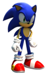 Sonic idle pose by josh98 official page-d6251n2